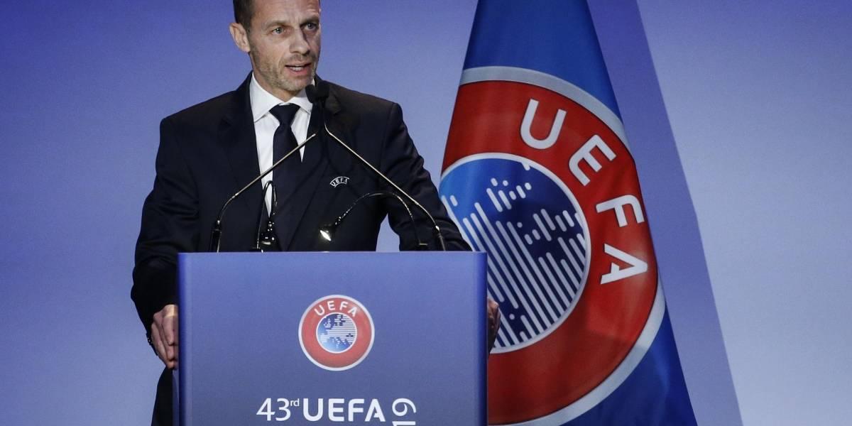 Final da Supercopa da UEFA será aberta a torcedores