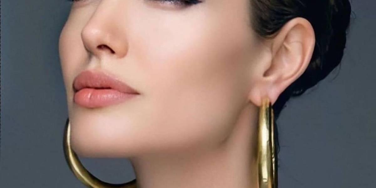 Angelina Jolie y la pijama de seda con la que enamoró a sus fans