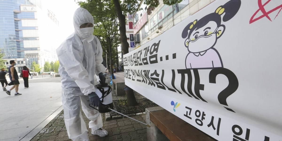 Corea del Sur cierra las escuelas y regresa a las clases online en Seúl ante rebrote de coronavirus