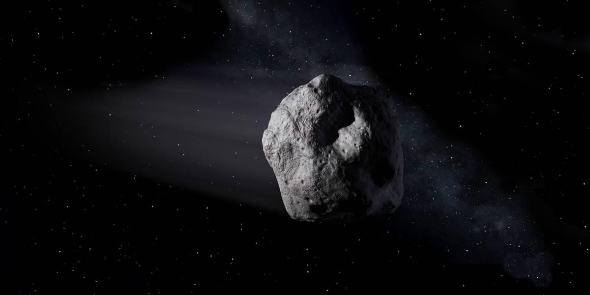 Primeros meteoritos del sistema solar serían los responsables de que exista agua en la Tierra