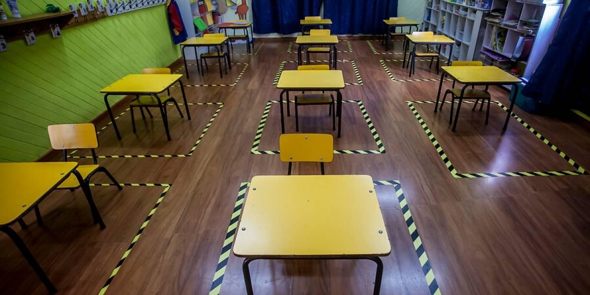 ¿Quiénes pueden volver a clases?: 594 colegios de 40 comunas del país sin casos de coronavirus