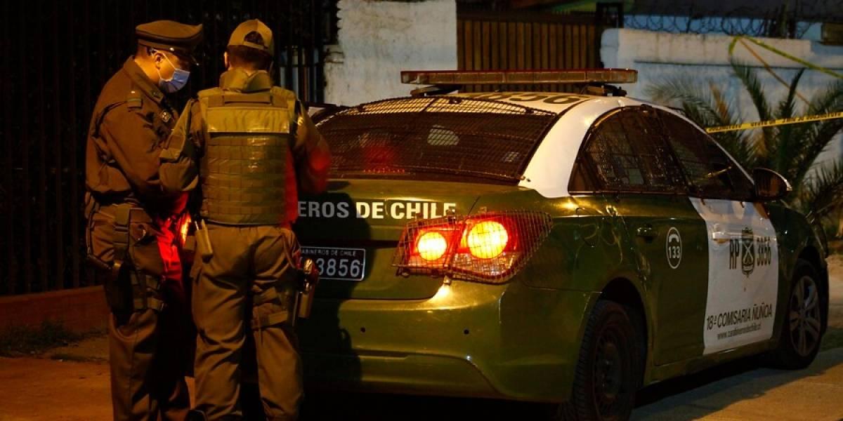 Hombre muere tras defender a su hijo de portonazo en Calama