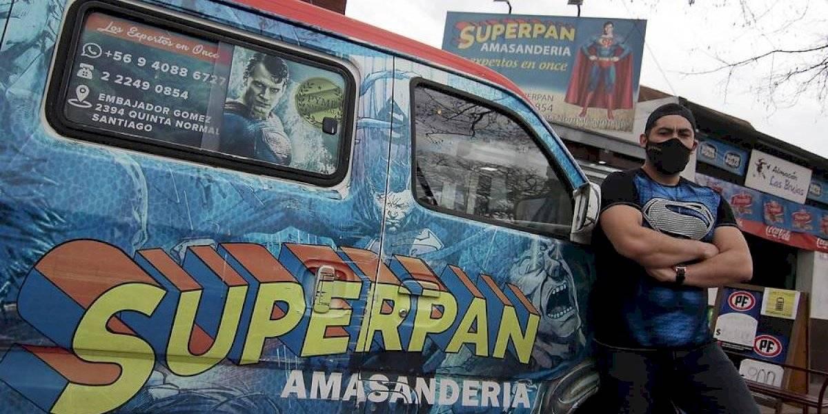 """""""Superpan"""": El otro caso de derechos de nombre que complica a un emprendimiento chileno"""