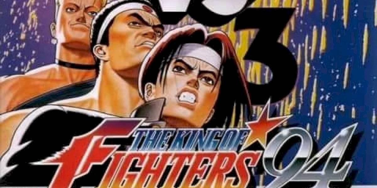 The King of Fighters cumple 26 años, uno de los más famosos videojuegos de la historia