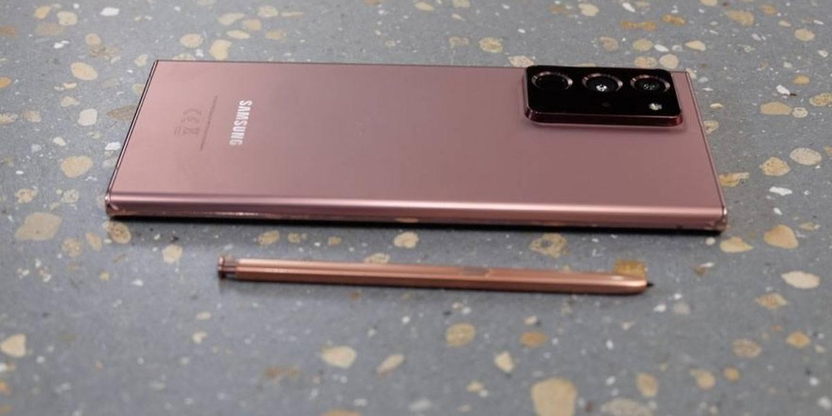 Samsung Galaxy S30 (o Galaxy S21) vendría con un S Pen como el Note 20