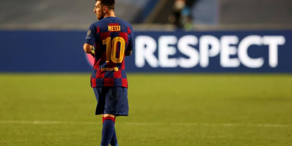 Messi não se reapresenta ao Barcelona e saída está cada vez mais próxima