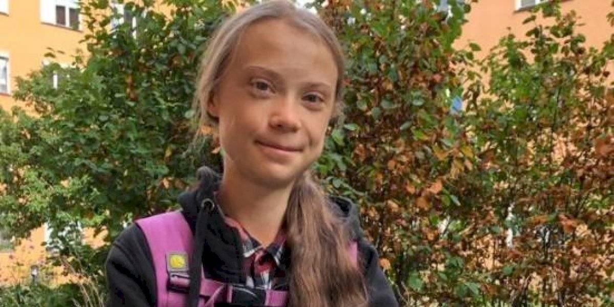 """""""Se siente muy bien volver finalmente a la escuela"""": Greta Thunberg regresa al colegio tras luchar por un año contra cambio climático"""
