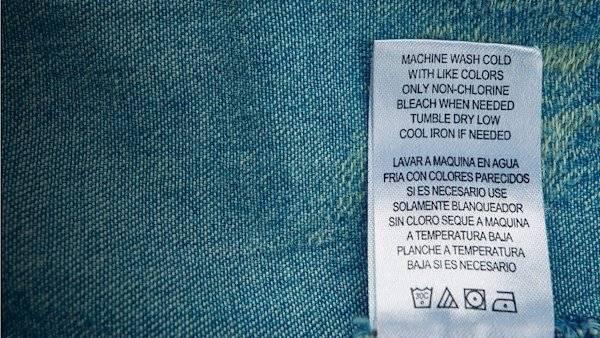 ropa cuidados