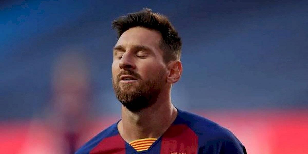 Los posibles destinos de Messi tras anunciar que se va del Barcelona