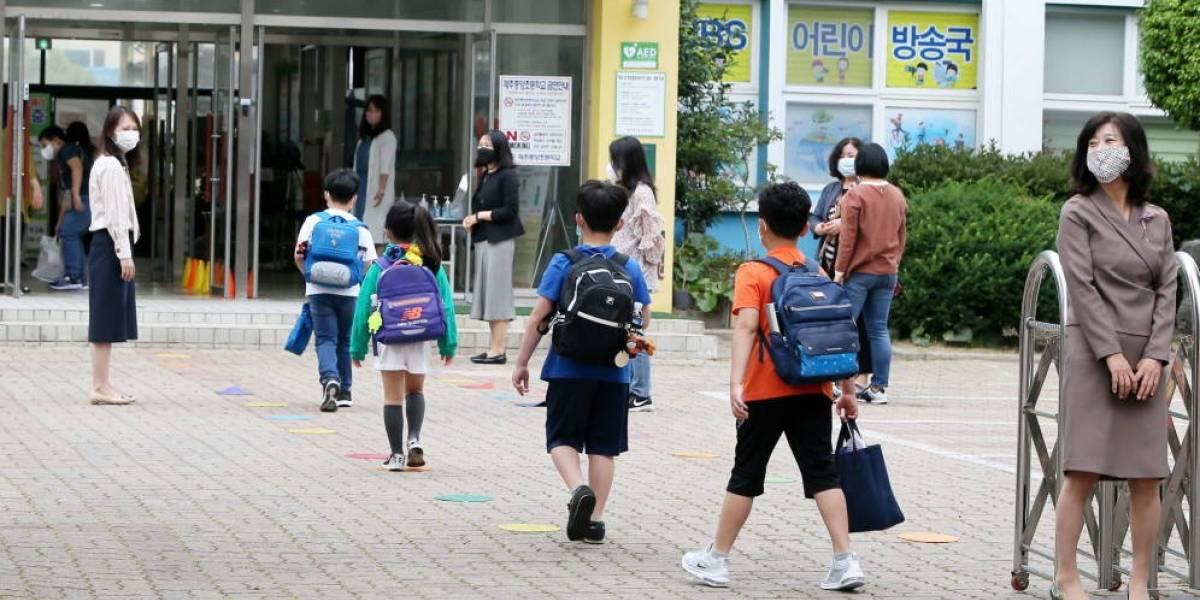 Solo uno de cada cuatro colegios privados de Bogotá quiere volver a clases presenciales