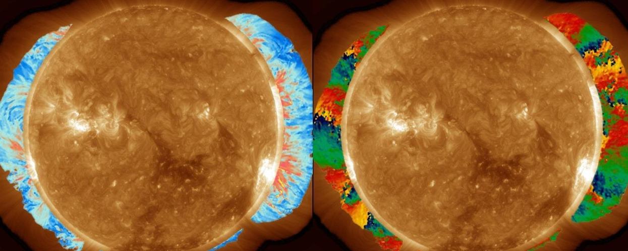 Campo magnético de la corona solar