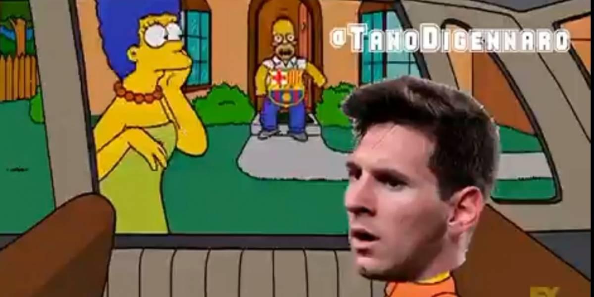 Los memes de la salida de Messi del Barcelona, ahora que comunicó que quiere marcharse