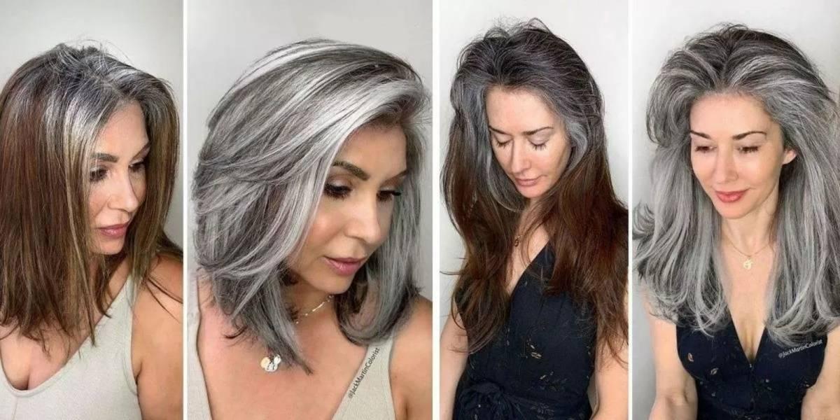 5 cortes de cabelo médio que ficam melhores em mulheres de 40 anos