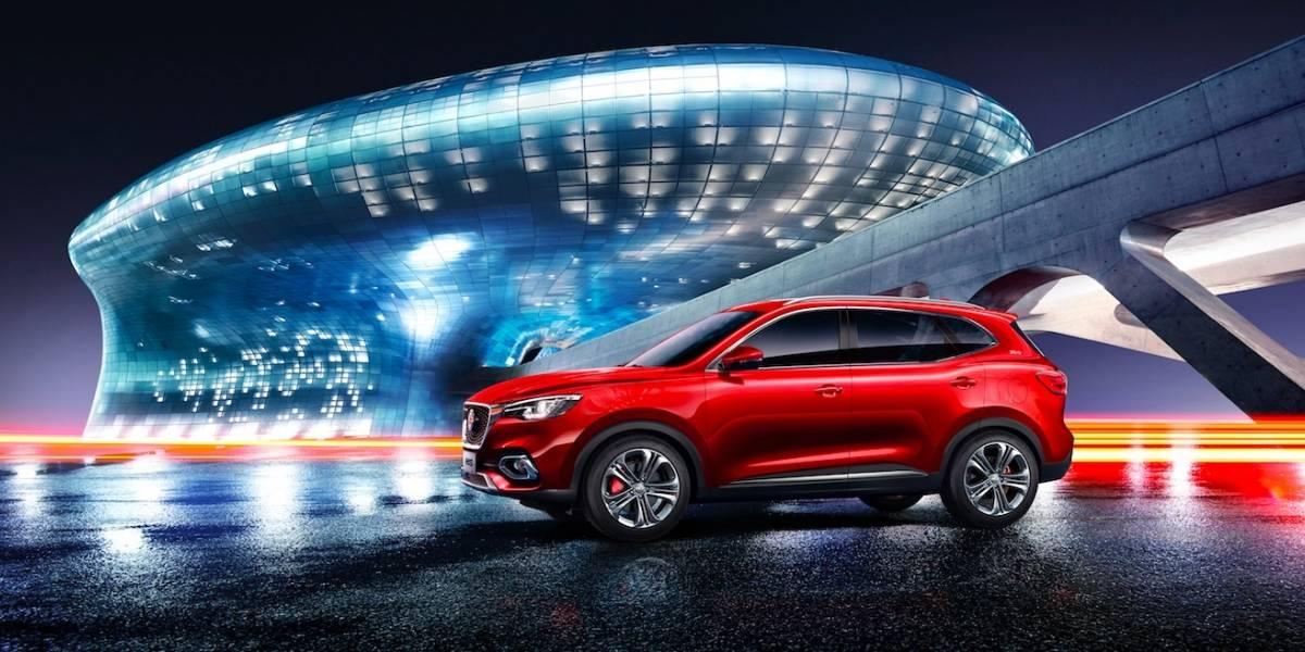 MG quiere extender sus éxitos reforzando el portafolio de SUV con el nuevo HS