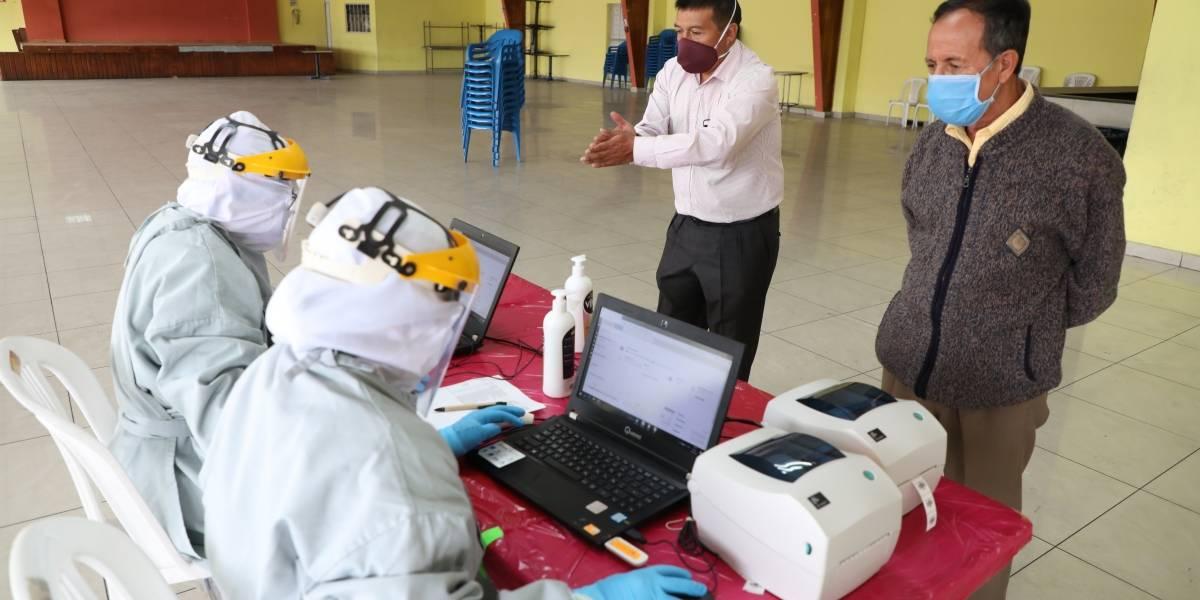 Quito procesará más pruebas diarias de COVID-19