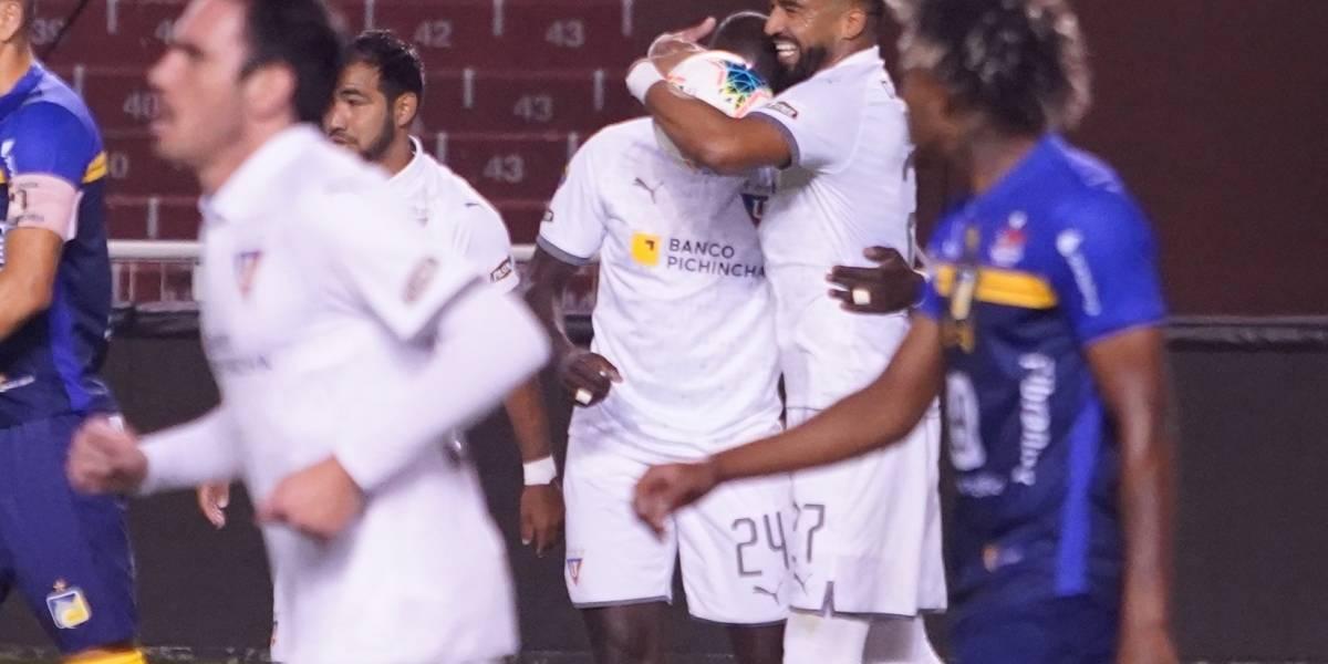 Liga de Quito vs Delfín: El 'Rey' se reivindica y mantiene el liderato