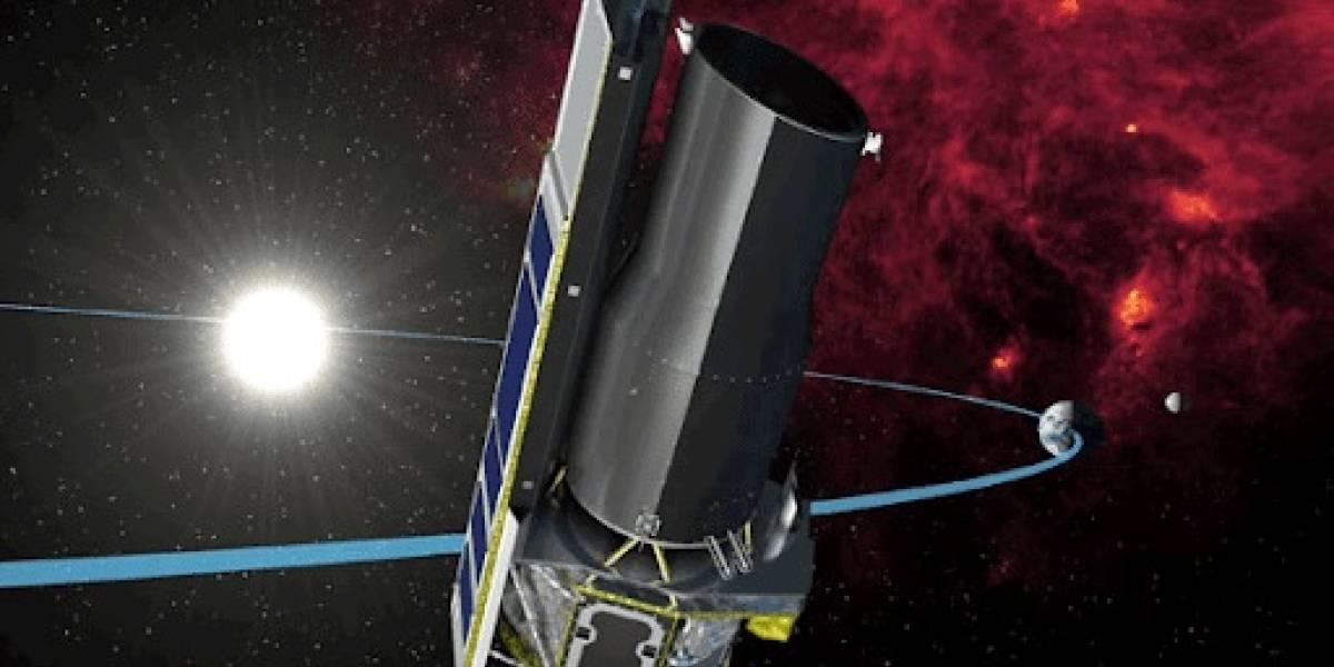 Astronomía: con esta impresionante imagen de la galaxia, Hubble celebró los 17 años del telescopio Spitzer