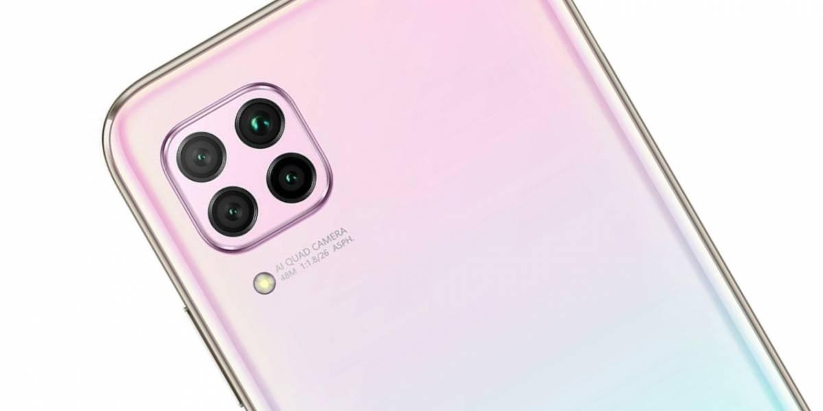 Huawei: dos versiones del P40 tienen descuento del 20% a más del 50% en AliExpress