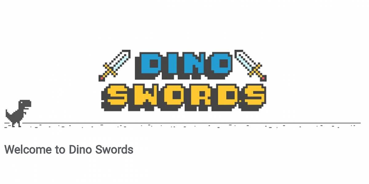 Google: el juego del dinosaurio recibió un mod y ahora puedes jugarlo con 26 armas