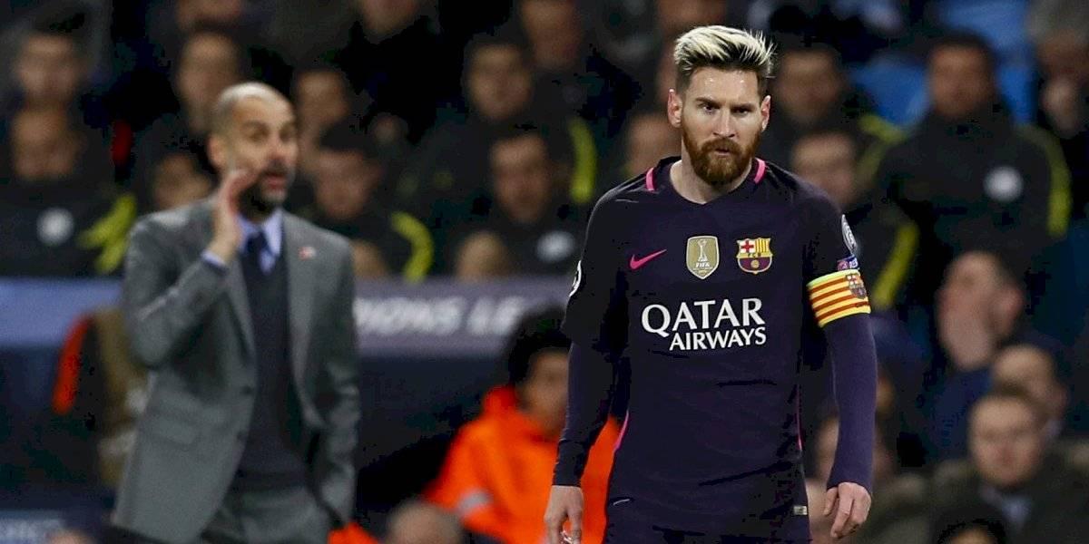 """""""Leo quiere jugar en el Manchester City"""": aseguran que Messi conversó con Guardiola antes de avisar que se quiere ir del Barcelona"""
