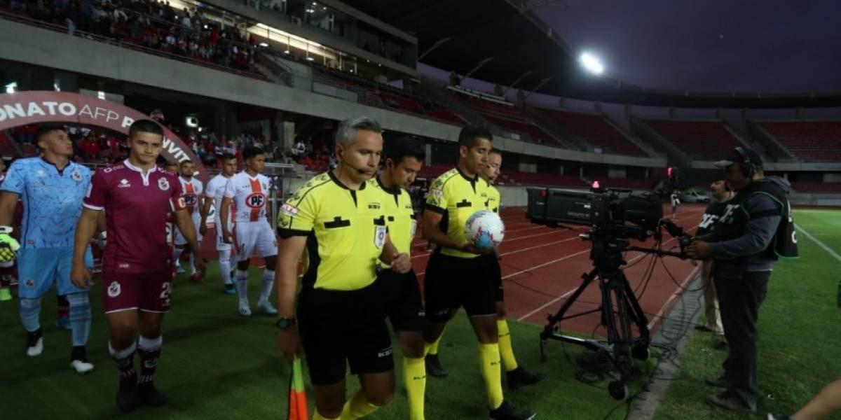 Del examen de PCR dependerá designación de los árbitros para el retorno del fútbol