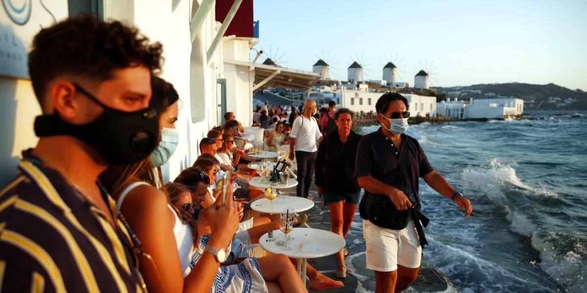 Grecia reabrirá sus servicios turísticos el 15 de mayo