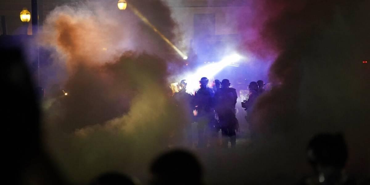 Dos muertes en protestas contra el racismo en Wisconsin