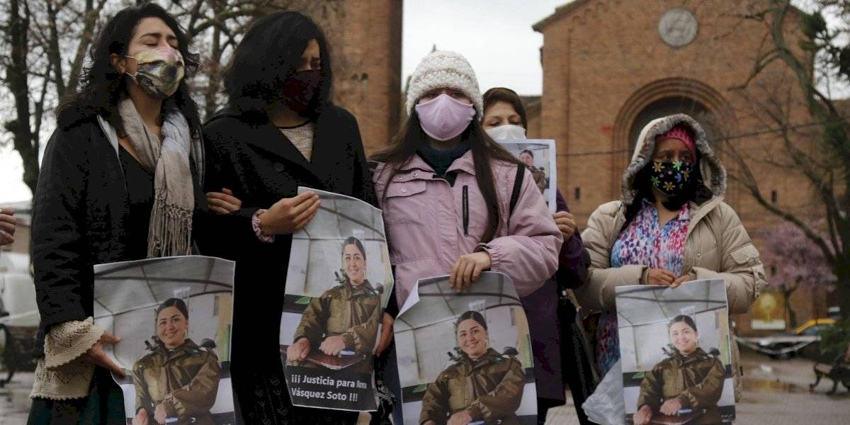 Gary Valenzuela queda en prisión preventiva por el asesinato de Norma Vásquez