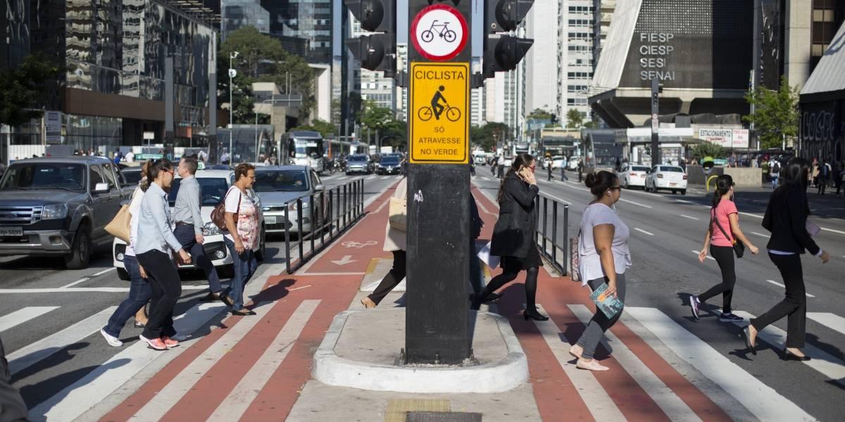 Cidade de São Paulo tem 12,3 milhões de habitantes, diz IBGE