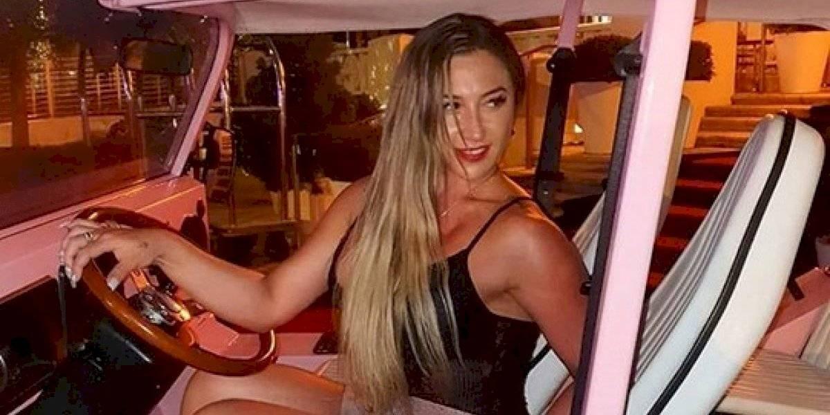 Luli asegura que fue comparada con Shakira durante sus vacaciones en Miami