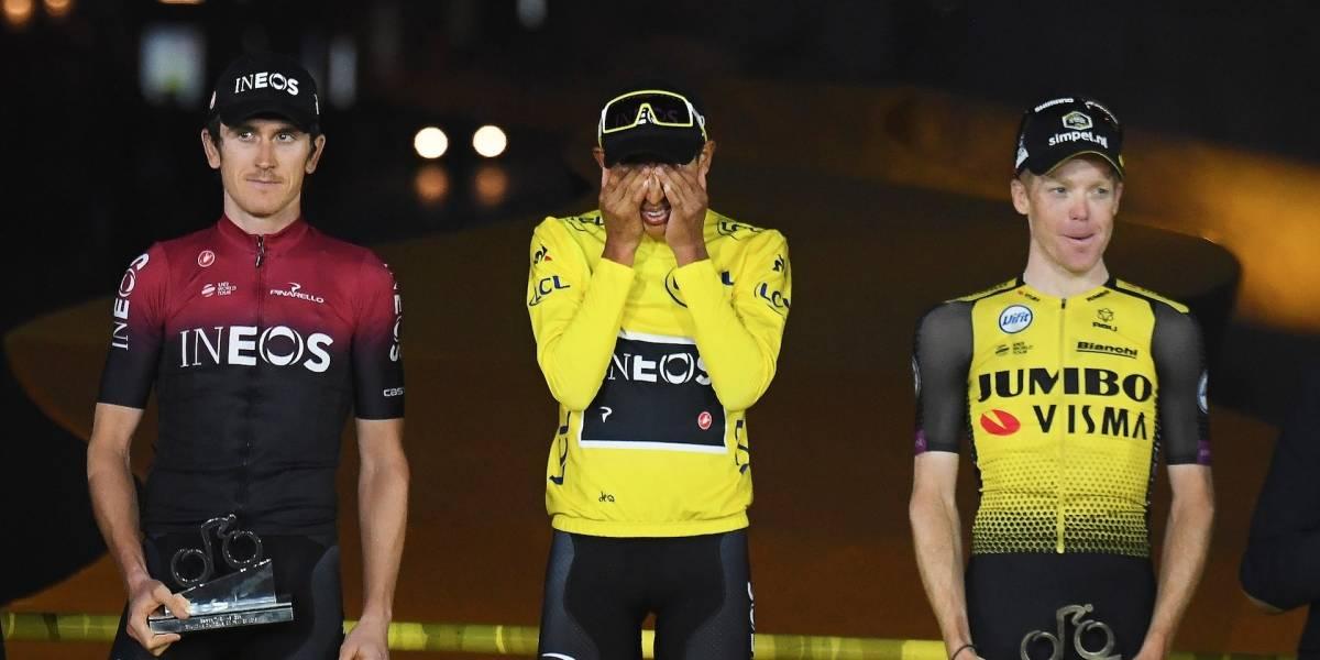 ¡Dos del podio de 2019 no estarán! Bajas sensibles para el Tour de Francia 2020