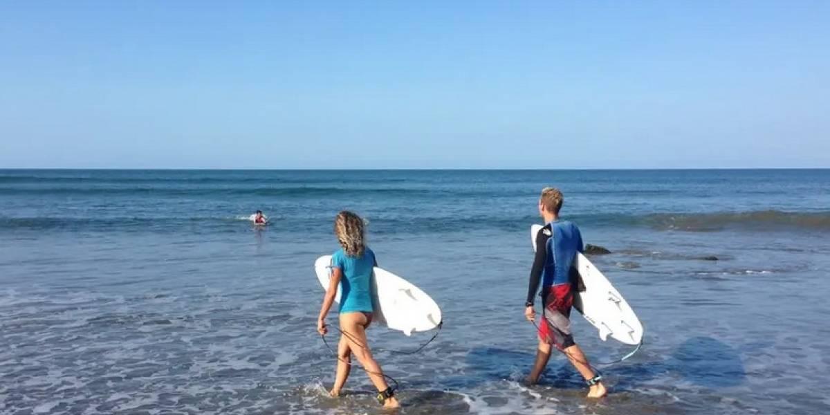 29 de agosto: Manta reabre sus playas