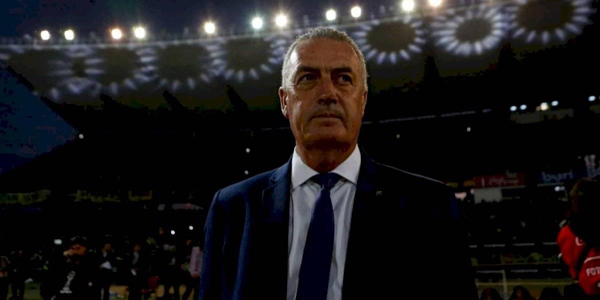 Entrenador que sonó fuerte en Colo Colo será rival de Chile en las Eliminatorias