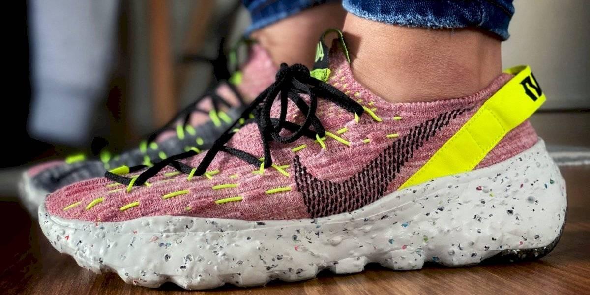 Un concepto necesario: review de las zapatillas Nike Space Hippie 04 [FW Labs]