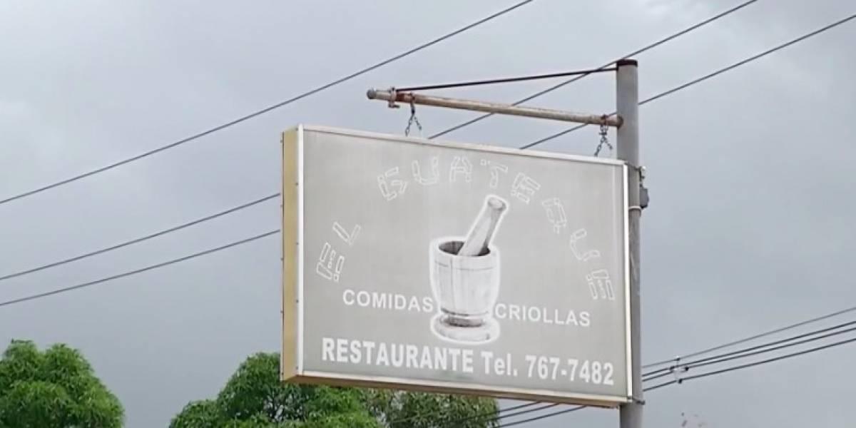 Departamento de Salud cierra emblemático restaurante en Cupey