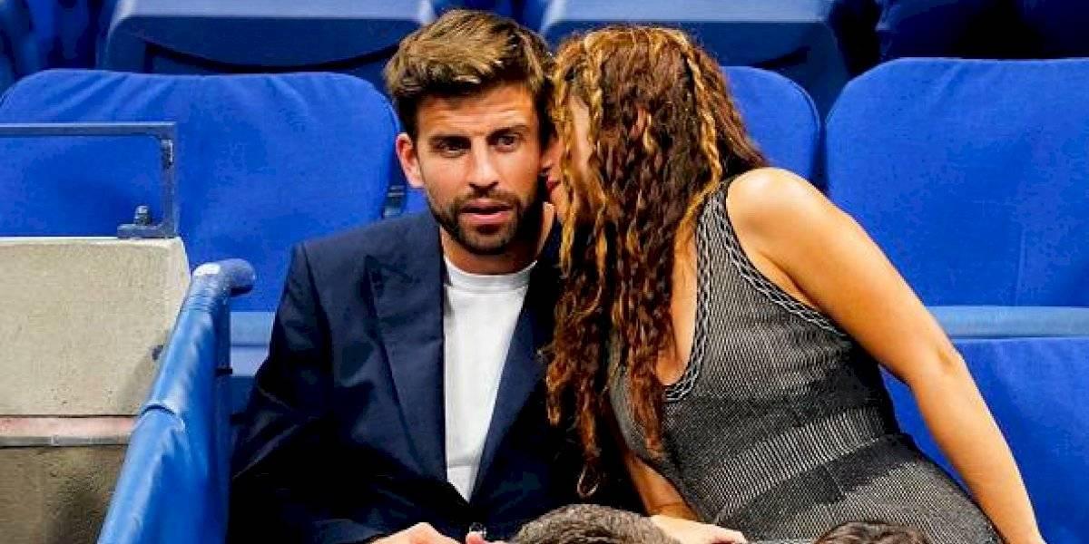 Shakira le gustaría que Piqué salga del FC Barcelona, ¿esta propuesta los tentaría?