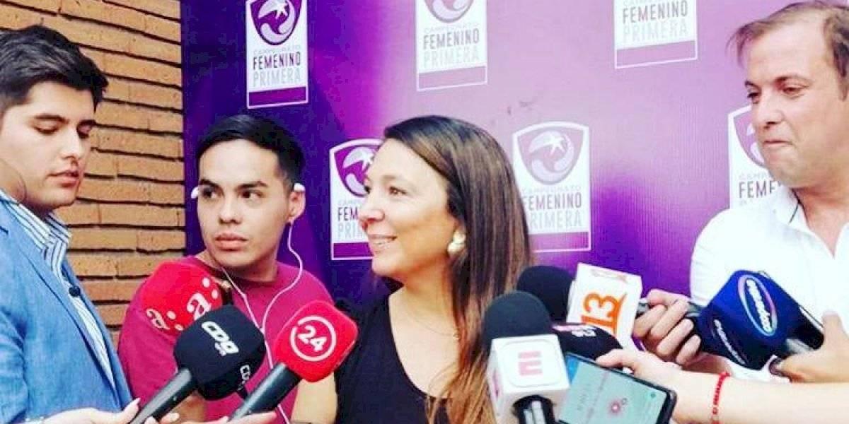 """Subgerente del fútbol femenino: """"El problema no siempre es de género, a veces solo es de desarrollo"""""""