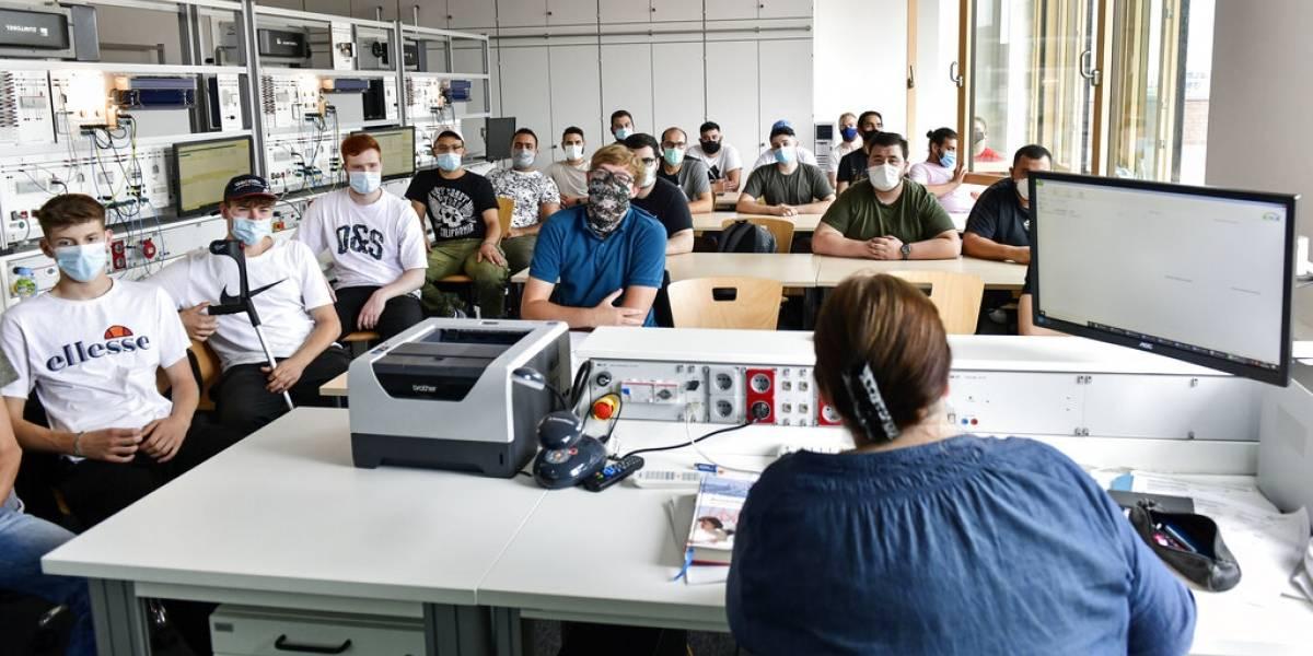 Alemania eleva balance diario casos de coronavirus con 2.143 casos nuevos