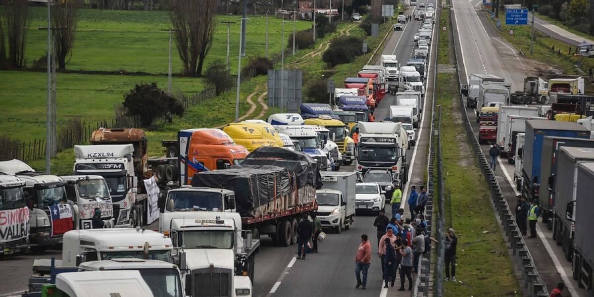 """PPD y paro de camioneros: """"Es una vergüenza la postura que ha tenido el Gobierno"""""""