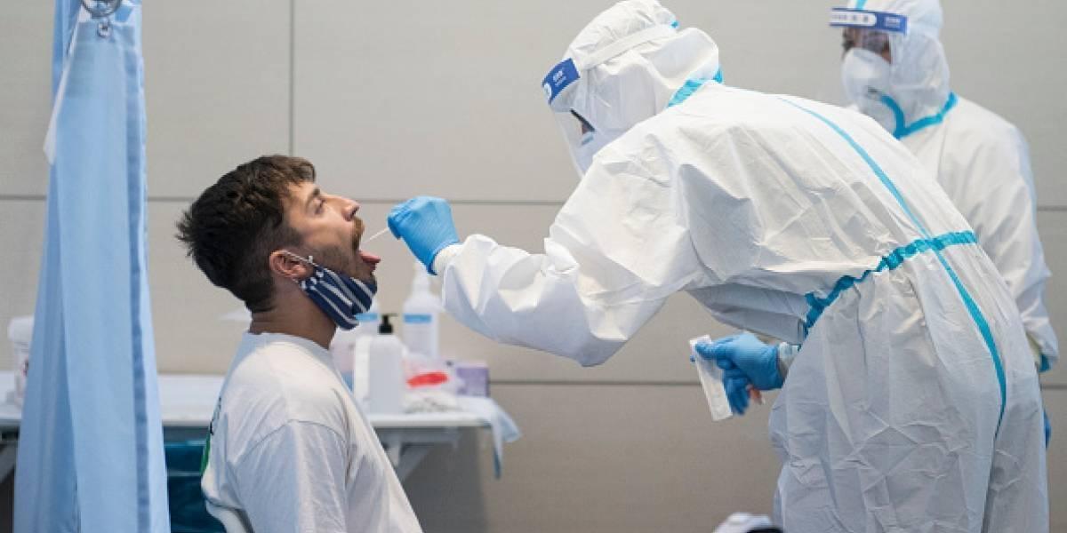 Muertos por coronavirus siguen a la baja en el país