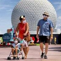 Será opcional uso de mascarilla en espacios comunes abiertos en parques de Disney