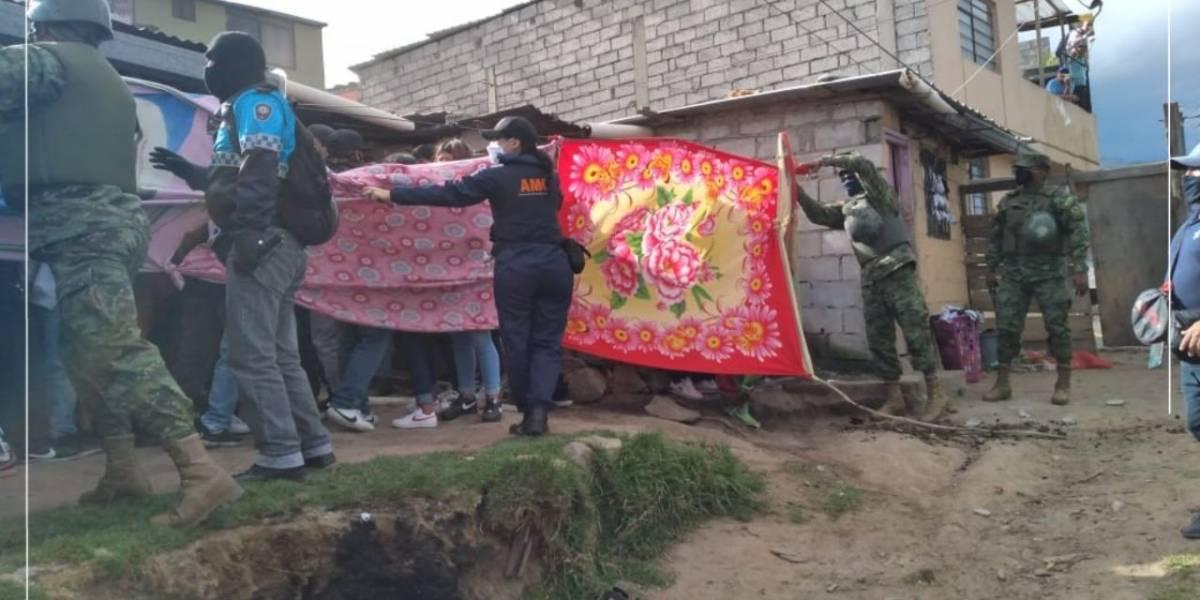 Suspenden fiesta clandestina con menores de edad en el sur de Quito