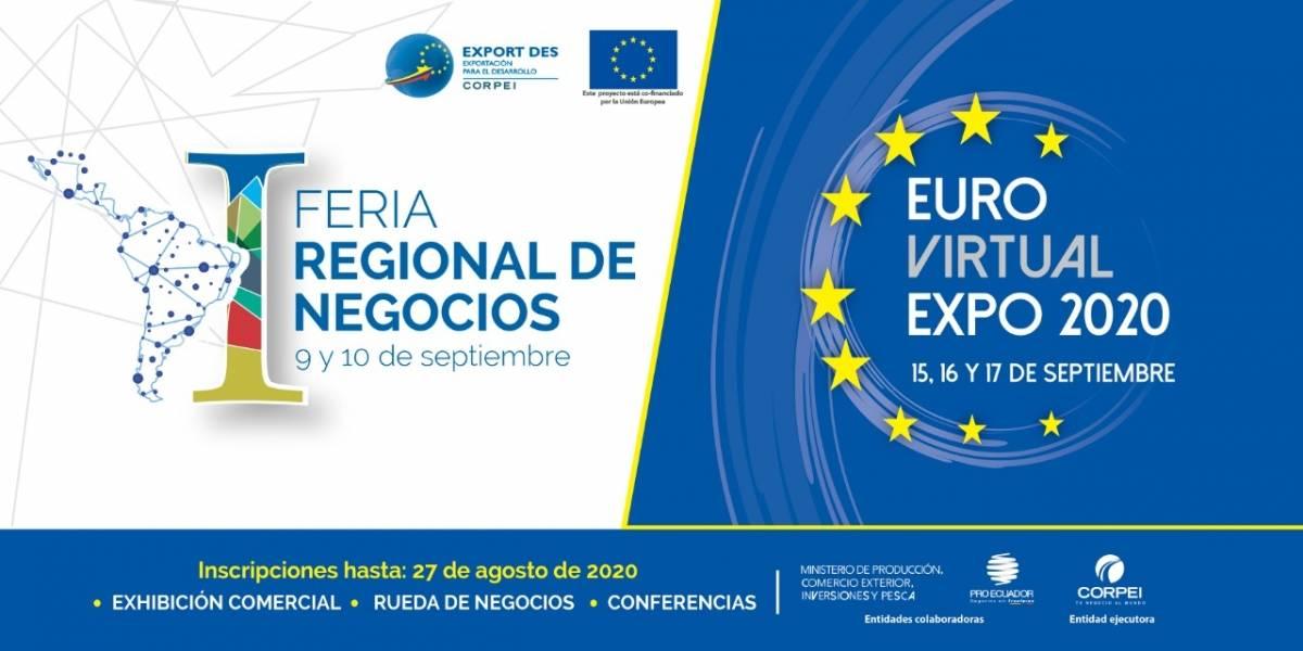 Corpei se alinea con el progreso y presenta dos encuentros con exportadores en septiembre