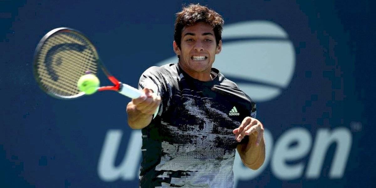 Garin buscará recuperarse en el US Open con un benevolente sorteo