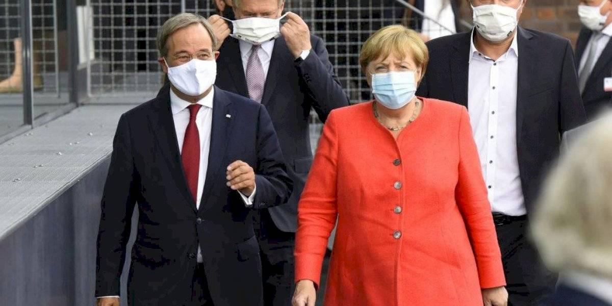 Merkel endurece medidas ante fuerte rebrote de coronavirus en Alemania