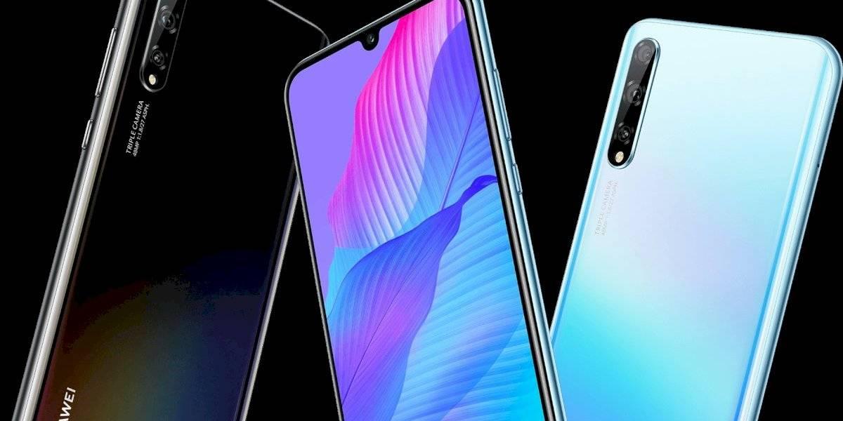 Huawei Y7p vs Huawei Y8p: ¿qué celular te conviene más?