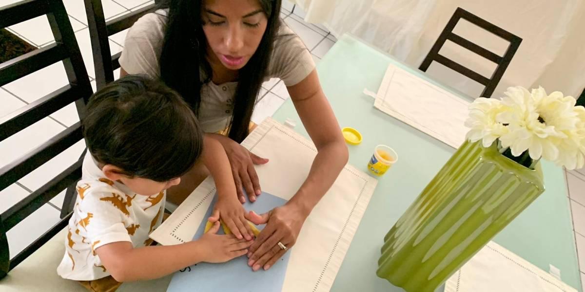 Maestras emprendedoras crean programa preescolar para  implementar en el hogar