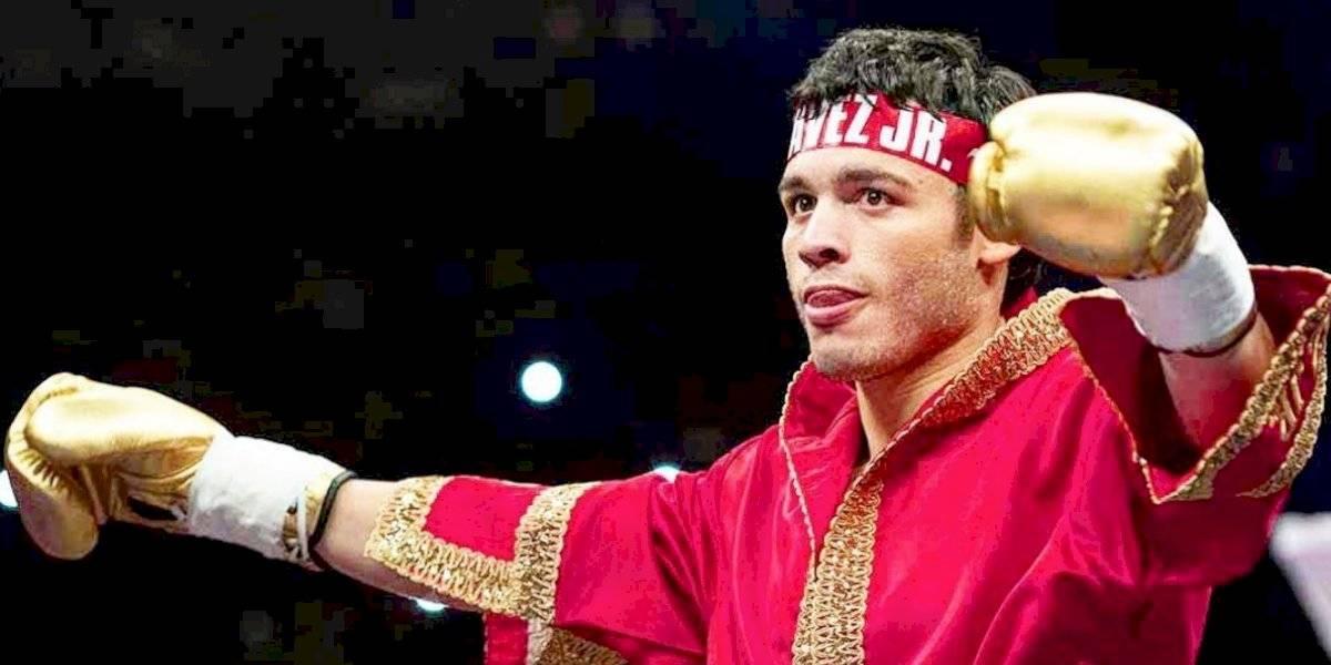 Postergan pelea de Julio César Chávez Jr