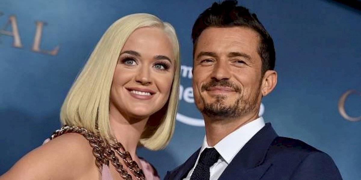 Katy Perry y Orlando Bloom: la primera foto y novedades del nacimiento de su hija