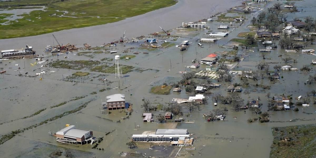 Huracán Laura deja al menos cuatro muertes durante su destructor paso por Luisiana